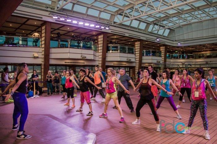 Crociera Fitness Dance Cruise 2018