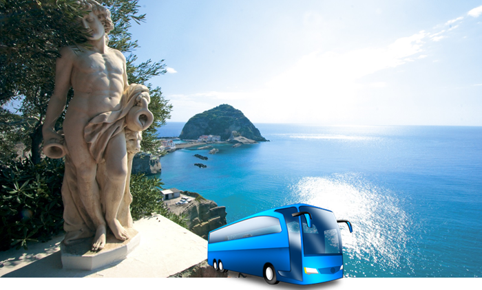 Soggiorno termale ad Ischia in bus