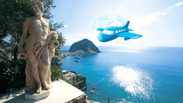 Soggiorno termale ad Ischia in aereo - Tour e Viaggi Guidati ...