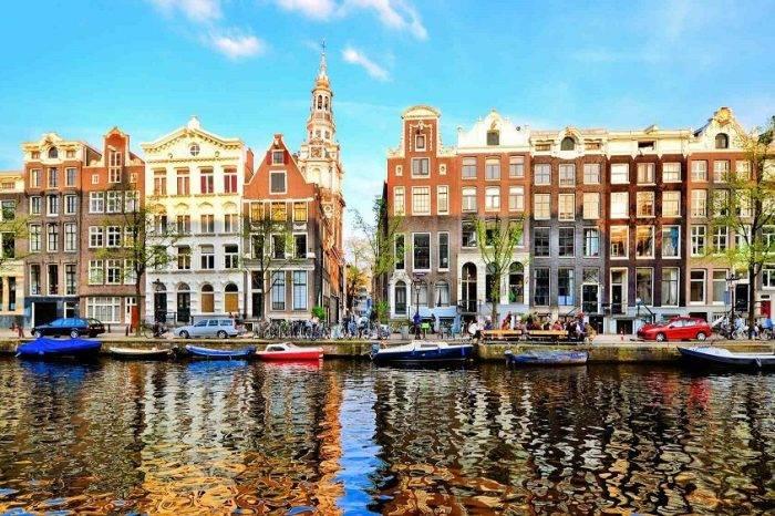 Olanda, il Belgio e le Fiandre