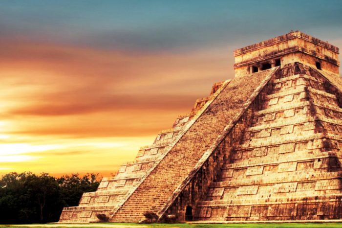 Messico e Yucatan