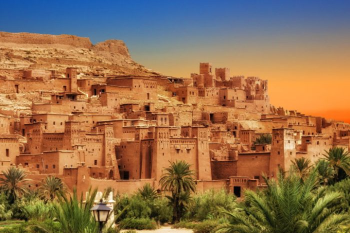 Marocco, Viaggio nelle città Imperiali