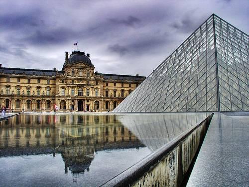 Fuga d'Arte a Parigi!