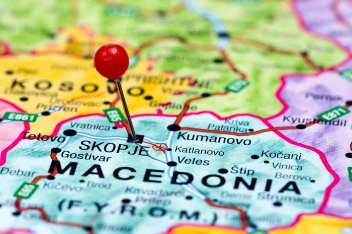Nei Balcani tra Kossovo, Macedonia e Albania