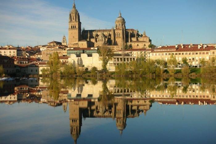 Salamanca e la Castiglia di Don Chisciotte