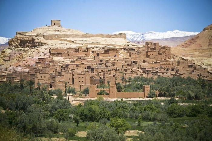 Marocco e il deserto del Sud – Marrakech e le Kasbah