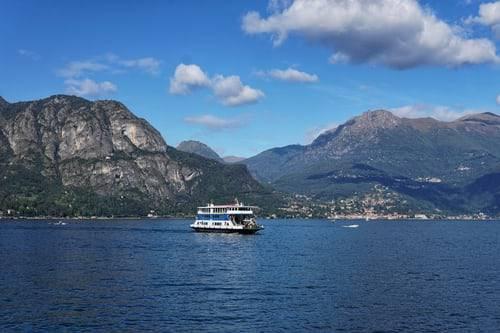 Lago di Como e le Ville in fiore